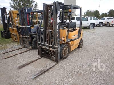 HYUNDAI HDF25-5 4250 Lb Forklift
