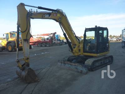 CATERPILLAR 308E2CR Midi Excavator (5 - 9.9 Tons)
