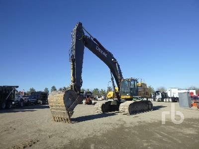 2010 JOHN DEERE 450D LC Hydraulic Excavator
