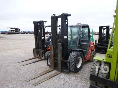 MANITOU MSI30D 6000 Lb Forklift