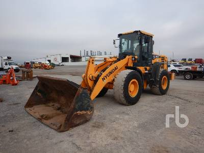 HYUNDAI HL740XTD-9 Wheel Loader