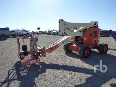 JLG 450A 4x4 Articulated Boom Lift