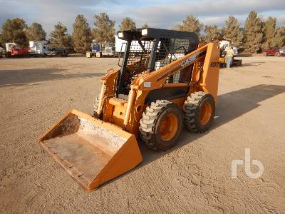 2002 CASE 60XT Skid Steer Loader