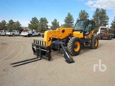 Unused 2018 DIECI 12.56-C 12000 Lb 4x4x4 Telescopic Forklift