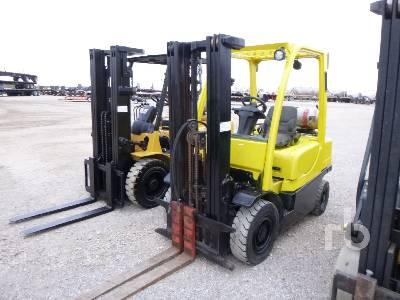 HYSTER H50FT 4000 Lb Forklift