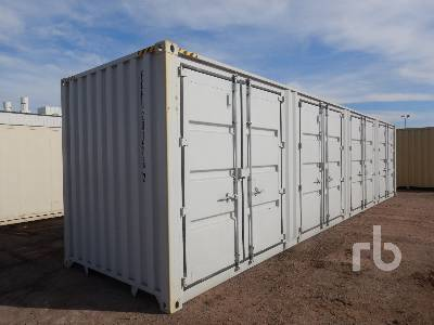 2019 SUIHE 40 Ft High Cube Four Multi Door Container