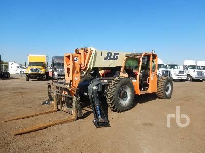 2006 JLG G1055A 10000 Lb 4x4x4 Telescopic Forklift