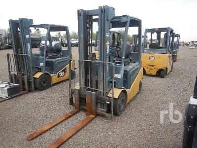 CATERPILLAR EPC5000 4740 Lb Electric Forklift