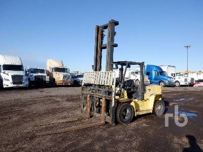 1996 HYSTER H135XL Forklift