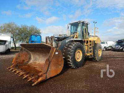 2006 JOHN DEERE 844J Wheel Loader
