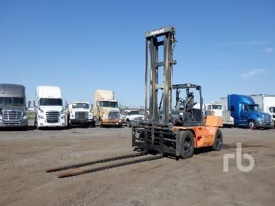 2006 DOOSAN D110S-5 20750 Lb Forklift