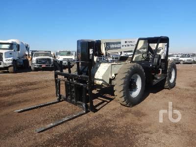 2000 INGERSOLL-RAND VR642B 6000 Lb 4x4x4 Telescopic Forklift