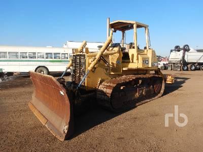 1995 JOHN DEERE 750C Crawler Tractor