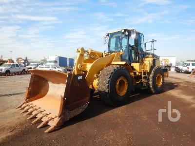 2001 CATERPILLAR 966G Wheel Loader