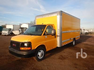 2015 GMC 3500 Van Truck