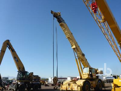 1994 GROVE RT760 60 Ton 4x4x4 Rough Terrain Crane