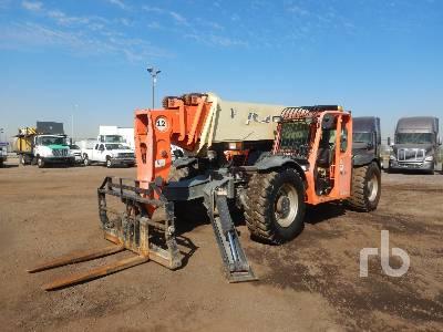 2010 JLG G1255A 12000 Lb 4x4x4 Telescopic Forklift