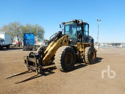 2001 CATERPILLAR 924G Wheel Loader