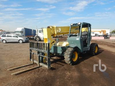 GEHL RS634 6000 Lb 4x4 Telescopic Forklift