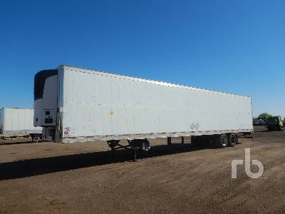 2007 UTILITY VS2RA 53 Ft x 102 In. T/A Reefer Trailer