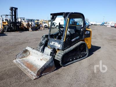 2018 JCB 190T Skid Steer Loader