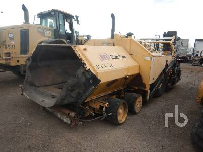 1994 INGERSOLL-RAND 1010W Pneumatic Asphalt Paver Parts/Stationary Construction-Other