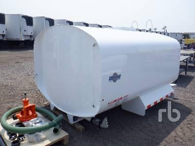 Unused 2020 SUPERIOR TANK & FAB 2500 Gallon Water Truck Tank Kit Body