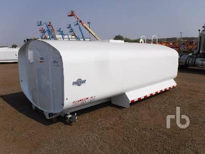 Unused 2020 SUPERIOR TANK & FAB 4000 Gallon Water Truck Tank Kit Body