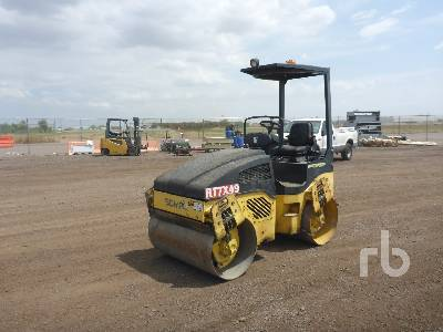 2005 BOMAG BW120AD Tandem Vibratory Roller
