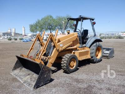 1999 CASE 570LXT Series 2 4x4 Skip Loader