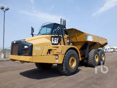 2013 CATERPILLAR 740B 6x6 Articulated Dump Truck