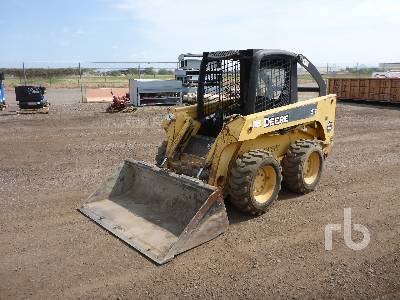 2005 JOHN DEERE 317 Skid Steer Loader