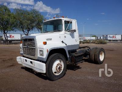 1991 FORD LN8000 4x2 Cab & Chassis