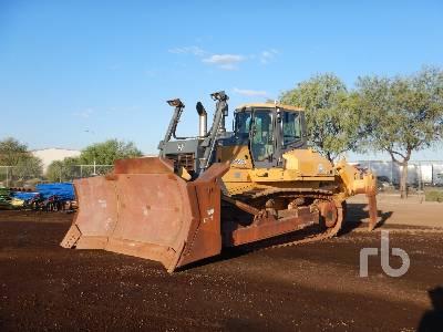 2008 JOHN DEERE 1050J Crawler Tractor