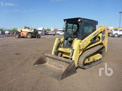 2014 YANMAR T210 Compact Track Loader