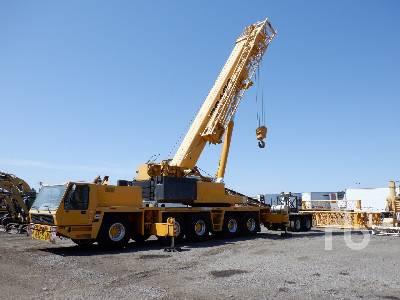 1992 GROVE GMK5175 175 TON 10x6x10 All Terrain Crane