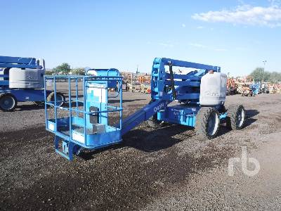 2011 GENIE Z45/25 4x4 Articulated Boom Lift