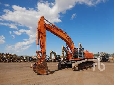 2000 HITACHI EX450LC-5 Hydraulic Excavator