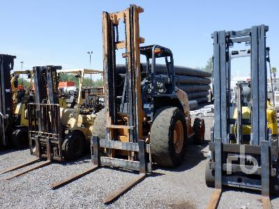 CASE Telescopic Forklift