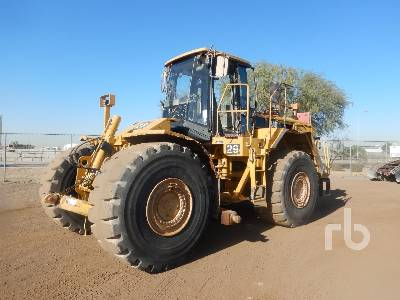 2007 CATERPILLAR 824H Wheel Dozer