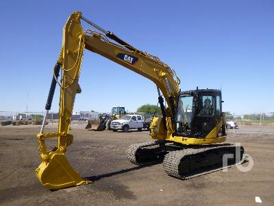 2009 CATERPILLAR 314DLCR Mini Excavator (1 - 4.9 Tons)