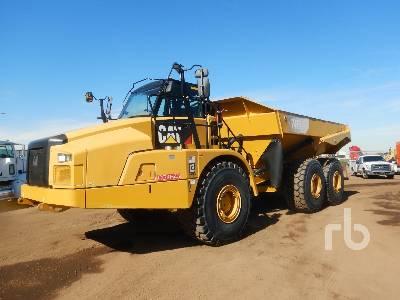2015 CATERPILLAR 745C 6x6 Articulated Dump Truck