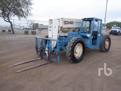GRADALL 534B8 Telescopic Forklift