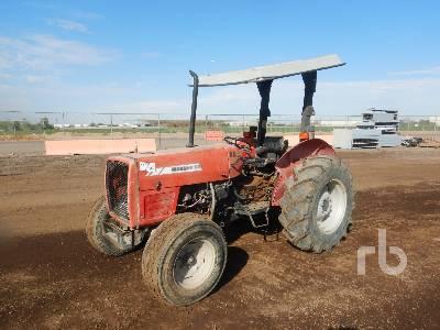 MASSEY FERGUSON 1300 4WD Utility Tractor