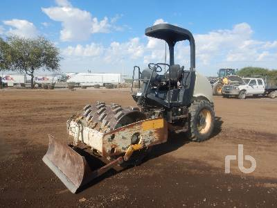 INGERSOLL-RAND SD45FTF Vibratory Padfoot Compactor