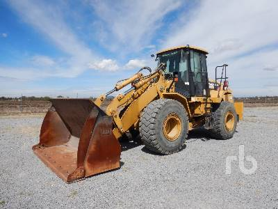 2009 CATERPILLAR IT62H Integrated Tool Carrier