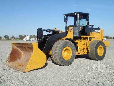 2004 JOHN DEERE 644J Wheel Loader