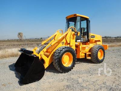 1996 JCB 426 Wheel Loader
