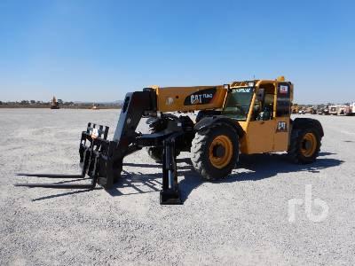 2008 CATERPILLAR TL943 9000 Lb Telescopic Forklift