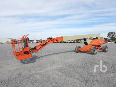 2005 JLG E600JP Electric Articulated Boom Lift